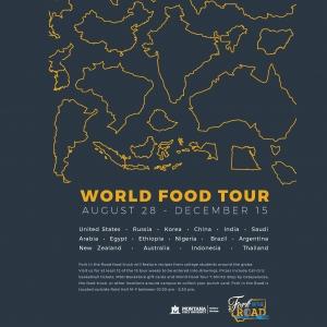 World Food Tour
