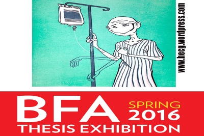 BFA Spring Thesis Show