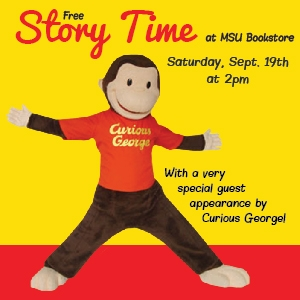 Story Time with Curious George