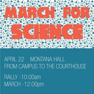 March for Science - Bozeman