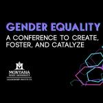Gender Equality Conference