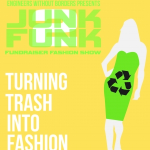 EWB Junk2Funk fundraiser fashion show