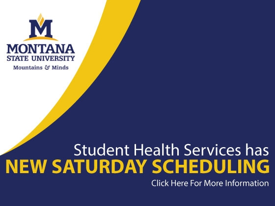 Student Health Clinic Hours |