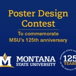 Poster contest for 125th anniversary.