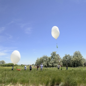 Science Inquiry Lecture: Catching an Eclipse by Balloon w/ Angela Des Jardins
