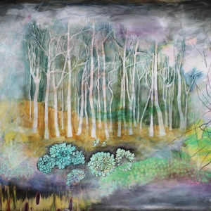 Branching Existence: Jessica Mongeon Exhibition: Friday, May 17th - Wednesday, August 7th Reception: Thursday, July 25th, 6:00 – 8:00 pm