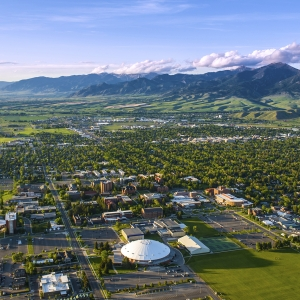 Montana State University | MSU photo by Kelly Gorham