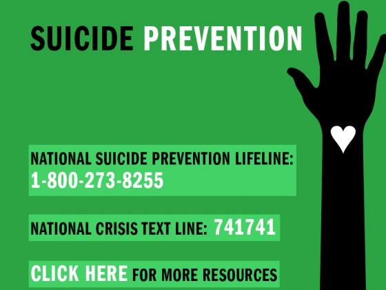 Suicide Prevention |