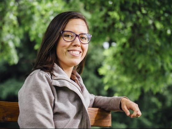 Doctorate Student Wins NIH Fellowship | MSU Photo by Adrian Sanchez-Gonzalez