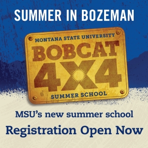 Bobcat 4x4 - MSU's new summer school