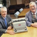 Doig typewriter |