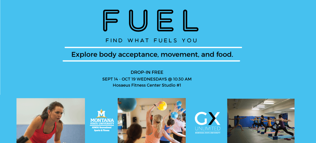 Fuel - Explore body acceptance, and food.