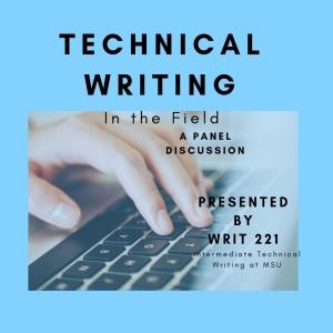 Technical Writing Panel
