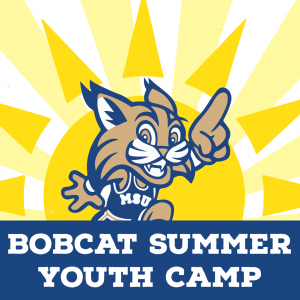 Bobcat Summer Youth Camp logo
