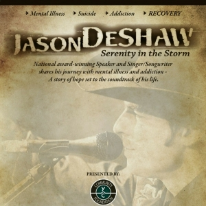 Jason DeShaw Concert Poster