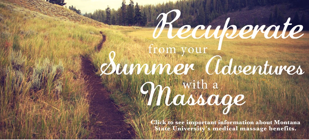 summer massage