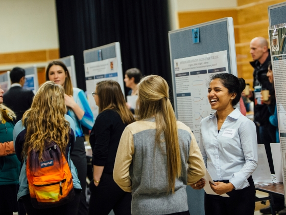 Annual Student Research Celebration | MSU Photo by Adrian Sanchez-Gonzalez