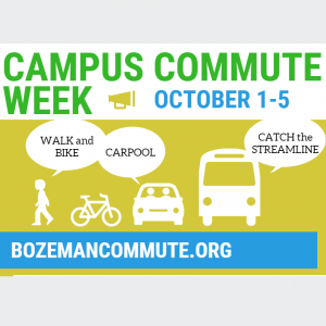 Campus Commute Week: A celebration of alternative transportation