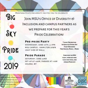 MSR Pride Event