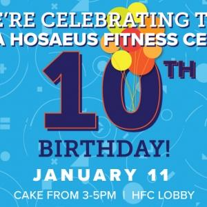 HFC 10th Birthday