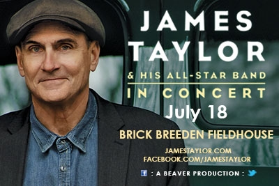 an evening with james taylor Stadium concert set for houston, texas at minute maid park with chris stapleton new shows added in grand rapids, kansas city, nashville, columbus, lexington, charlotte, columbia, raleigh, birmingham, vancouver, houston, buffalo, toronto, and pittsburgh.