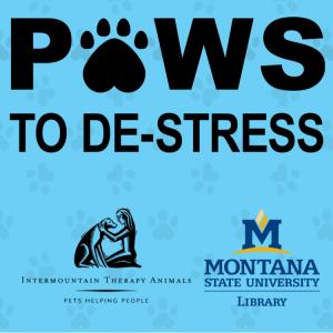 Paws to De-Stress