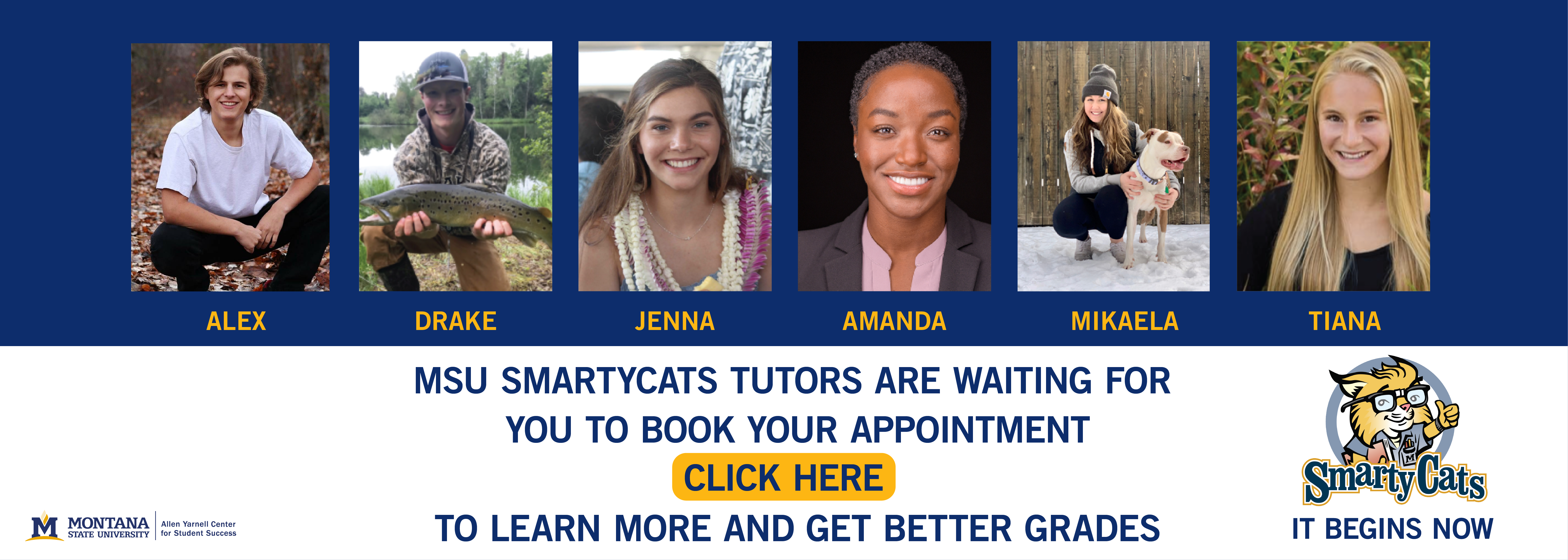 MSU Smartycats tutors are waiting for you to book your appointment.