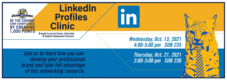 LinkedIn Profiles Clinic