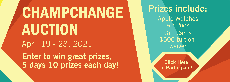 ChampChange Auction