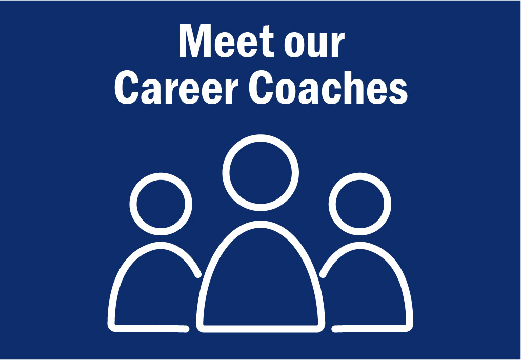 Meet our career coaches