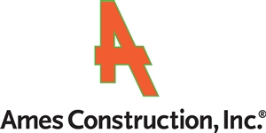 Ames Construction Logo