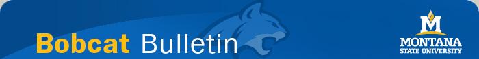 Montana State University Bobcat Bulletin