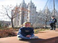 Salt Lake City, UT -- Mollie Taylor (6)