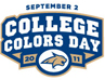 College Colors Day