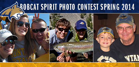 Bobcat Spirit Photo Contest