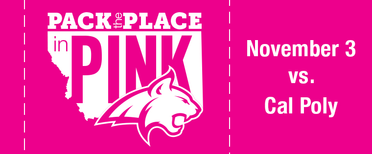 Pack the Place in Pink