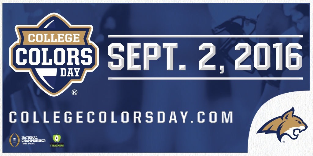 College Colors Day 2016