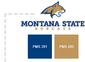 Montana State Bobcats athletic marks