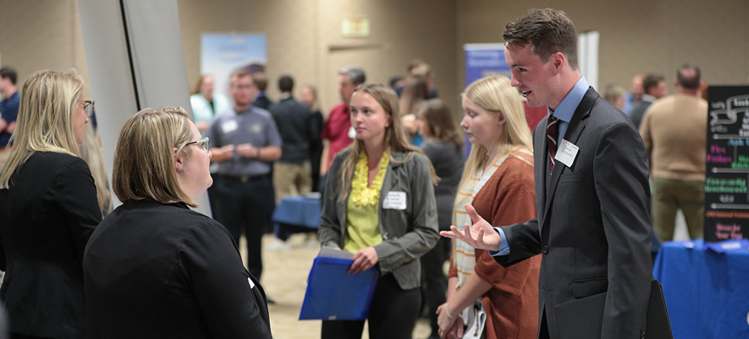 Connect with numerous recruiters representing employers from across the country.