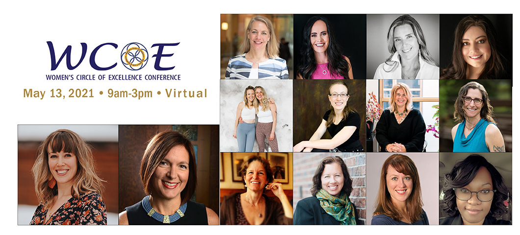 Virtual Women's Circle of Excellence Conference is May 13