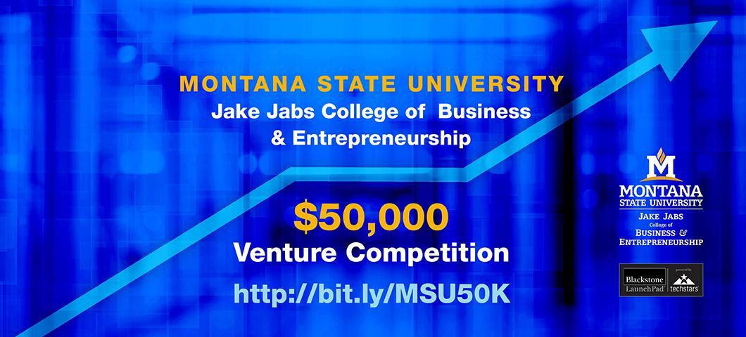 MSU $50K Venture Competition is April 16, 2020.