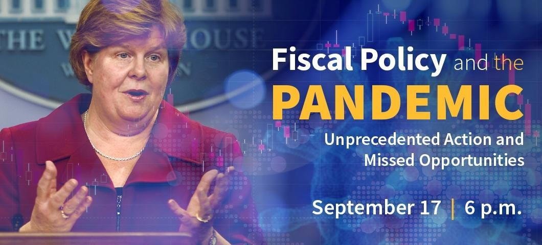Former White House economist Christina Romer will lecture on fiscal policy and the pandemic on Sept. 17 at 6 p.m.