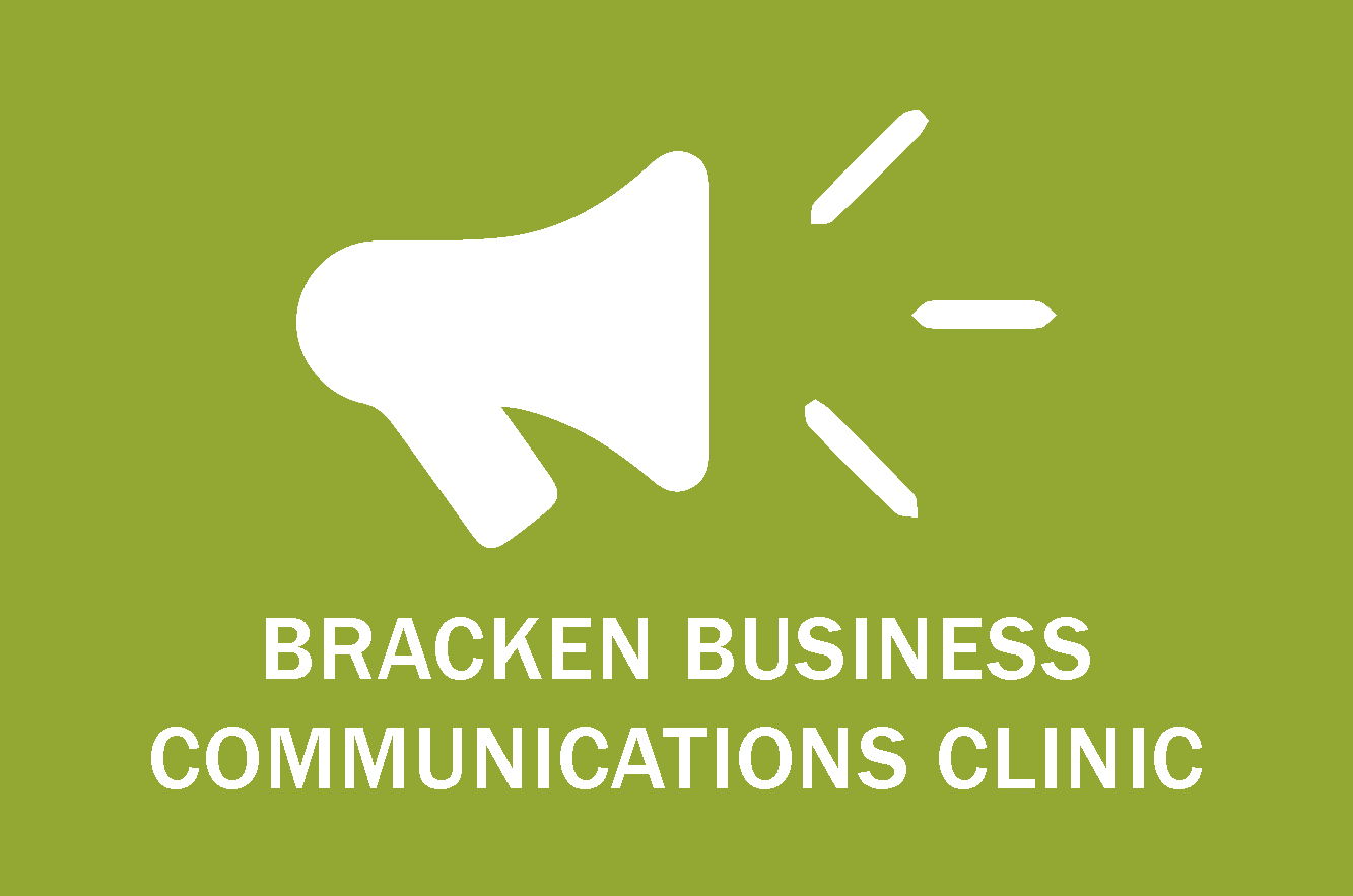 Bracken Business Communications Clinic icon