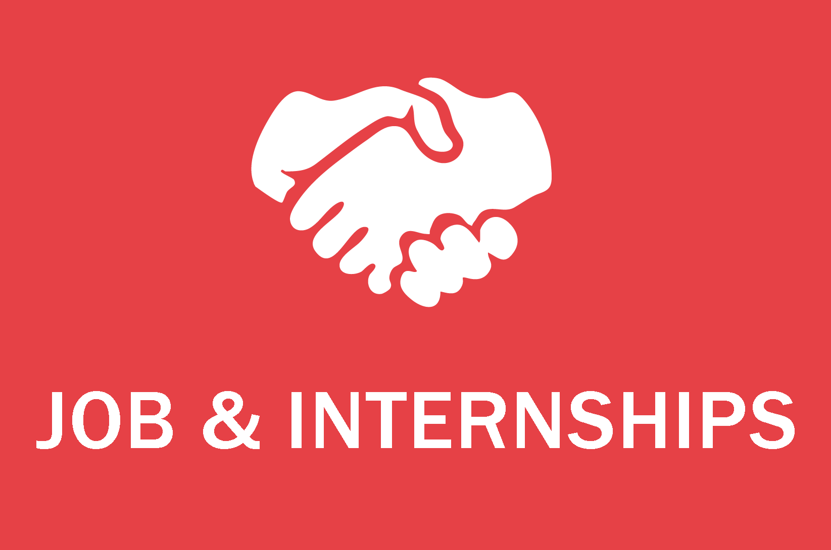 Jobs & Internships Icon