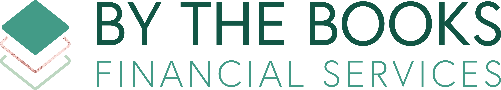By the Books Financial Services logo
