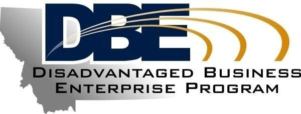 Montana Disadvantaged Business Enterprise (DBE) Program logo
