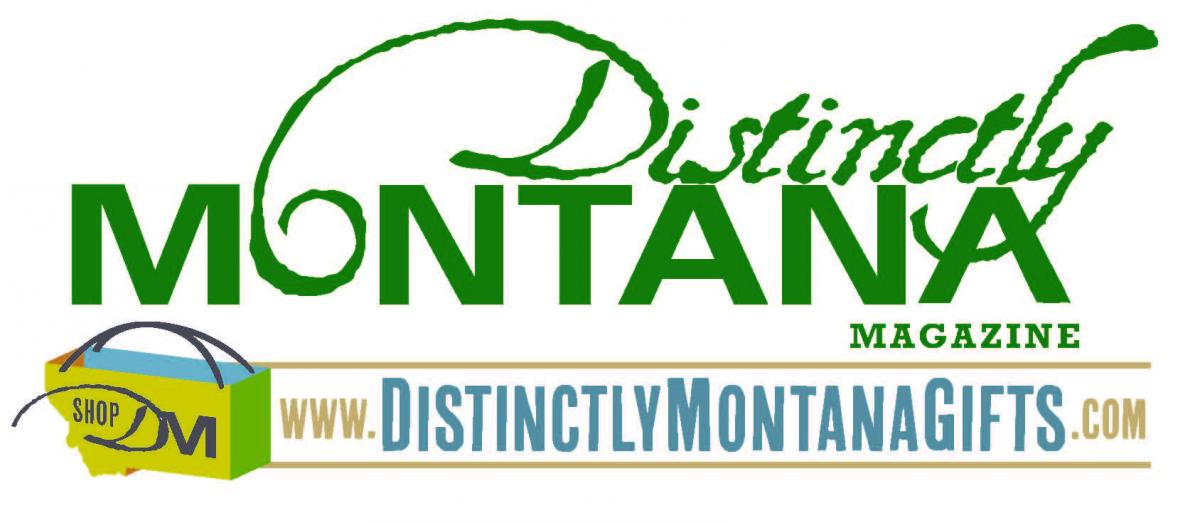 Distinctly Montana Logo