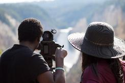 Capturing Yellowstone Falls