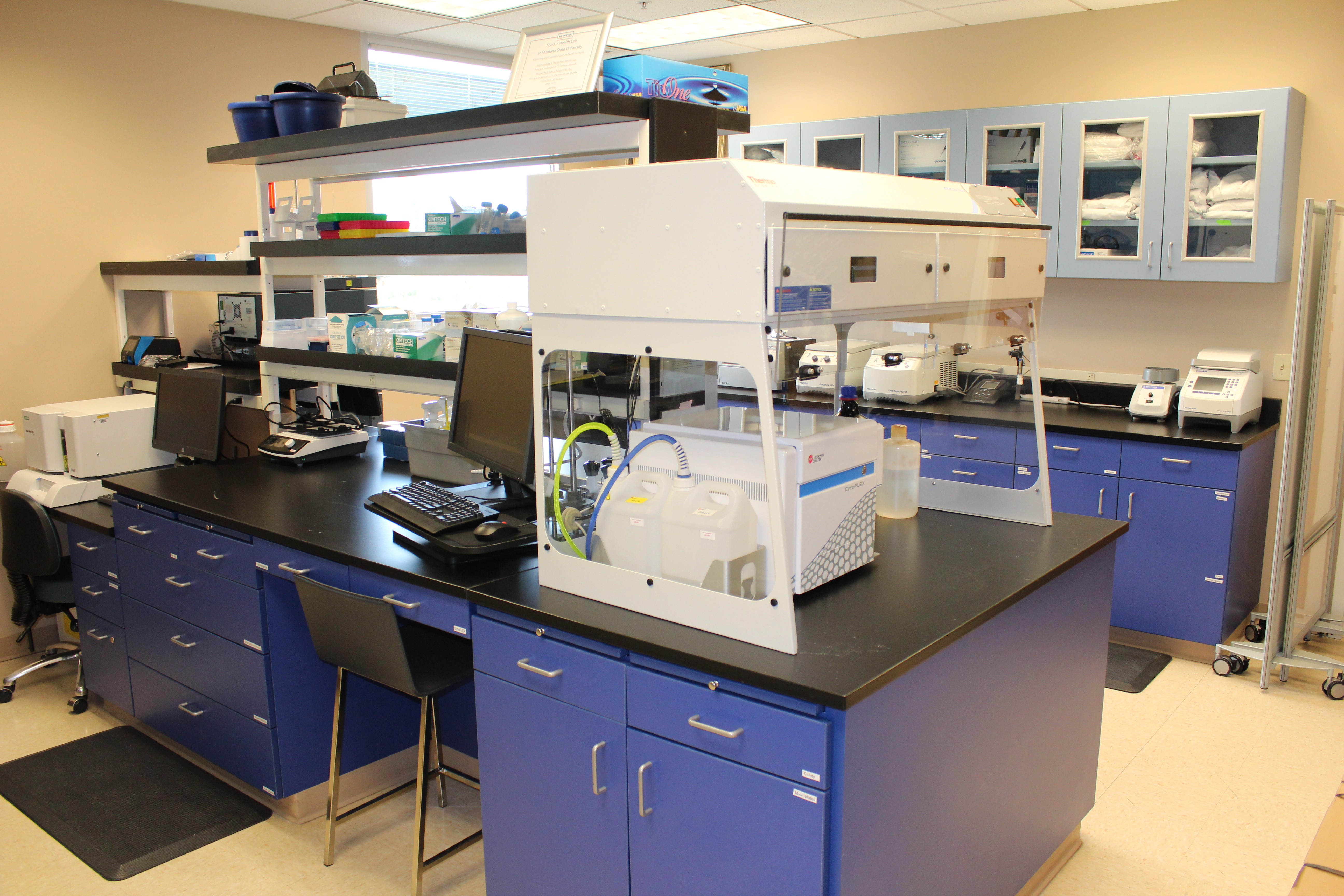 Translational Biomarkers Core Lab