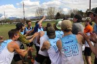 Men's Ultimate Frisbee Club